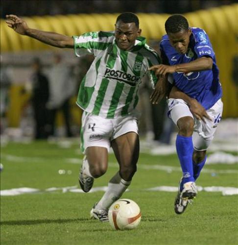 En los últimos años, Nacional de Medellìn es uno de los equipos que ha captado mayor hinchaje a costa de Millonarios en la misma Bogotá (Foto: EFE)
