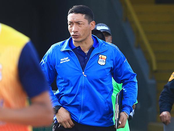 Al margen de la limitaciones en el plantel, Galván cumplió una buena campaña con Serrato. (Foto: Luis Chacón / DeChalaca.com)