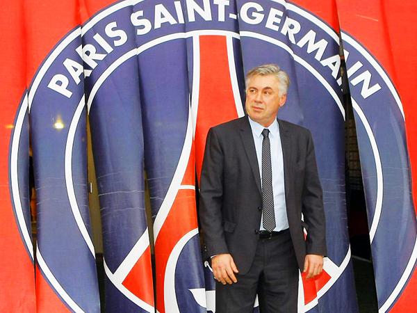 Ancelotti llegó al PSG y plasmó un cambio en el club. (Foto: AP)