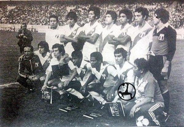 La selección peruana llegó al duelo ante Francia con la baja de 'Cucurucho' Rojas. (Recorte: revista Ovación)