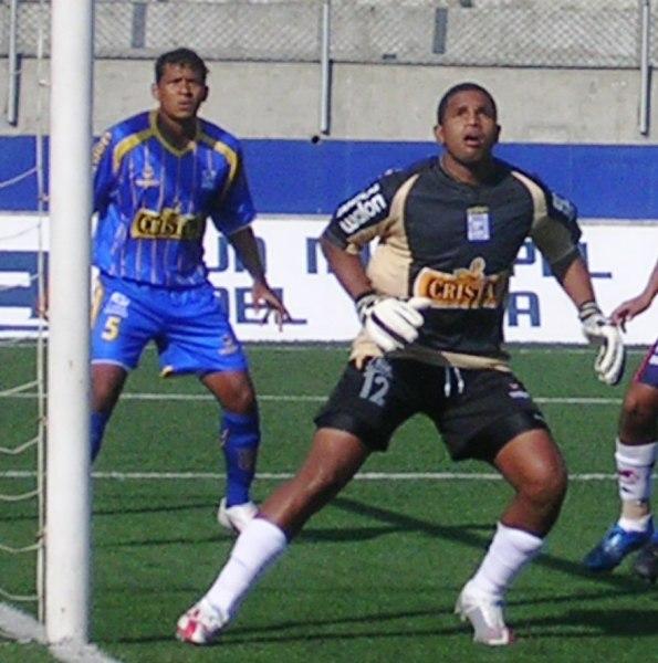La madurez ha llegado a la carrera de Jorge Rivera, quien jugará la temporada 2009 en el balompié chileno (Foto: Diario de Chimbote)