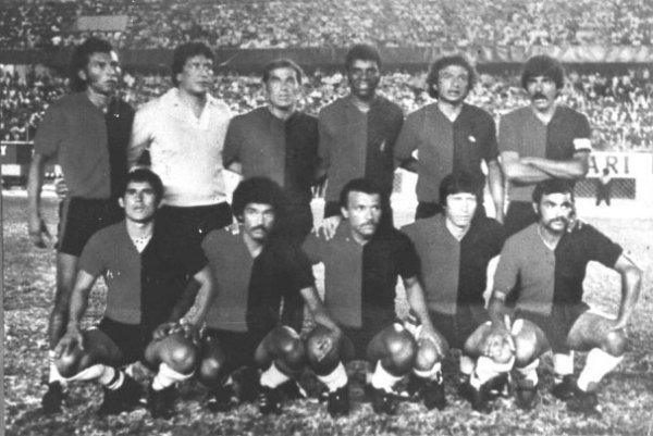 El Melgar de 1981 no sería el único campeón no limeño del fútbol peruano si Aurich hubiera obtenido el título en 1968. (Foto: archivo José Augusto Giuffra)