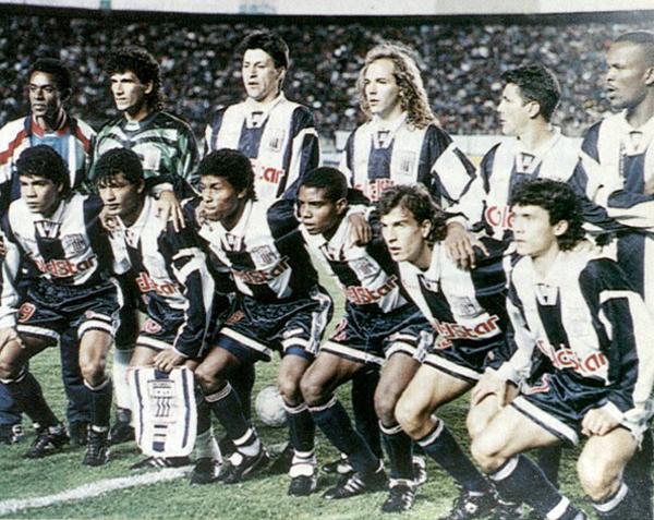 Pedro Monzón con Alianza Lima solo disputó dos partidos y ambos en canchas bolivianas (Foto: conmebol.com)