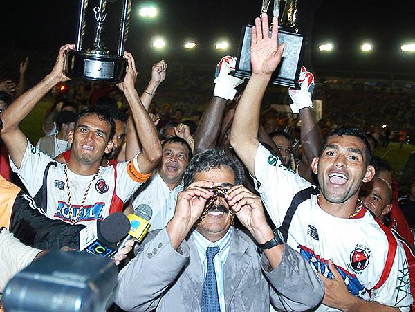 Aunque sin destacar del todo, un título con Cúcuta marcó el regreso de Saraz a su país. (Foto: AS Colombia)