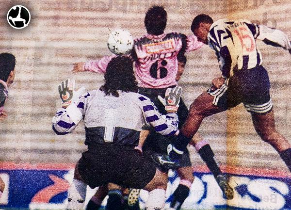 Luego de su paso por Alianza Lima, Careca terminó su carrera en el ascenso de Brasil. (Recorte: Suplemento Deporte Total, Diario El Comercio)