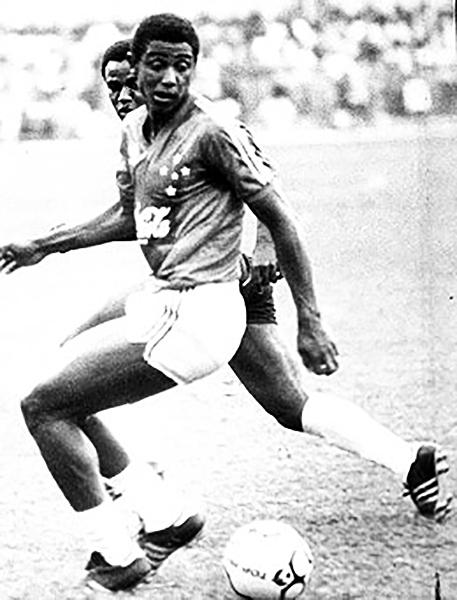Careca comenzó muy joven en Cruzeiro, aunque su carrera comenzó bajo la conducción de Carlos Alberto Silva. (Foto: Hoje Media)