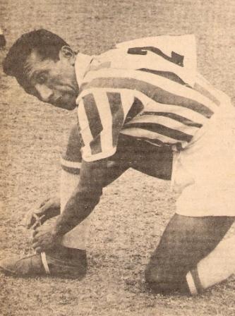 Cuando volvió de Colombia, se adueñó del carril derecho y la camiseta '2' del Atlético Chalaco (Foto: revista ¡Gol!)
