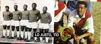 Nemesio Mosquera, Lo Justo Tío, Juan Aurich 1968, Deportivo Municipal