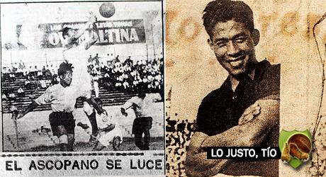 Juan Honores, Lo Justo, DeChalaca, arquero de Universitario, Newell's Old Boys