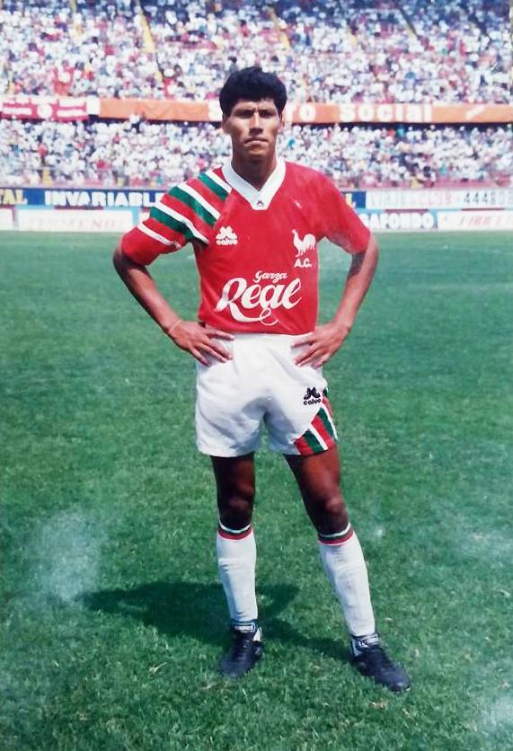 Las lesiones perjudicaron a Éver Guevara dentro del fútbol profesional. (Foto: revista La Deportiva)
