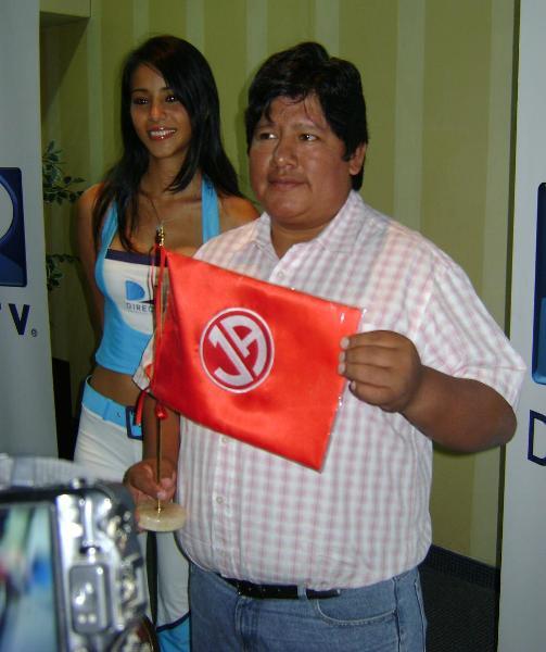 Edwin Oviedo ha hecho una fuerte inversión para hacer del Juan Aurich un protagonista del Descentralizado 2009 (Foto: juanaurich-chiclayo.blogspot.com)