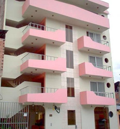 Vista actual del Hotel Rey en La Merced, Chanchamayo (Foto: hotelrey.net)