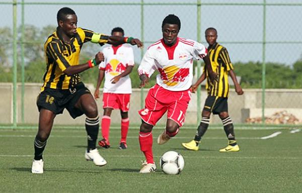 El Red Bull Ghana participa de la Division One de la Liga Zona 3-B ghanesa (Foto: redbulls.com)