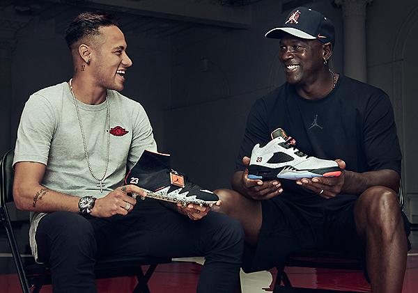 Neymar y Jordan tienen un vínculo comercial de tiempo. ¿Otro jugador del PSG entrará en este proceso? (Foto: Nike)