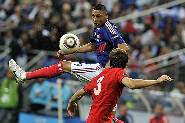 Guilleaume Hourau fue parte de algunas selecciones francesas. (Foto: AFP)