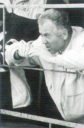 Vilic, un DT de prestigio que nos dejó en su mejor momento (Foto: Libro de Oro de Alianza Lima, El Comercio)
