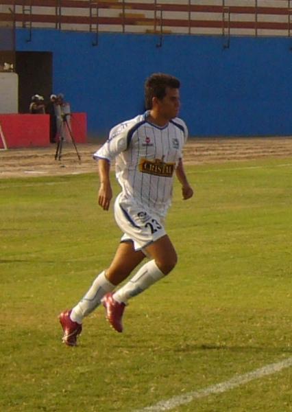 Carlos García vive su segunda temporada en Alianza Atlético (Foto: Abelardo Delgado / DeChalaca.com)