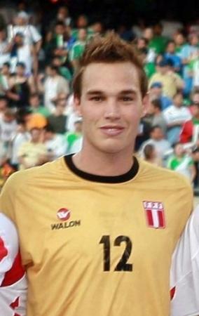 El 'Gringo' Forsyth con la camiseta de la selección en el reciente amistoso ante México (Foto: MEXSPORT)