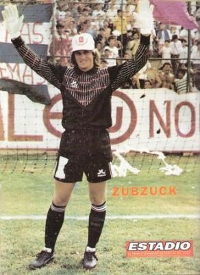 Zubczuk y la Trinchera: un idilio sin precedentes en la época (Foto: revista Estadio)