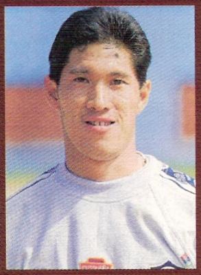 Takayama, acá con el buzo de entrenamiento de Cienciano, culminó su carrera en Finlandia (Foto: revista Don Balón Perú)