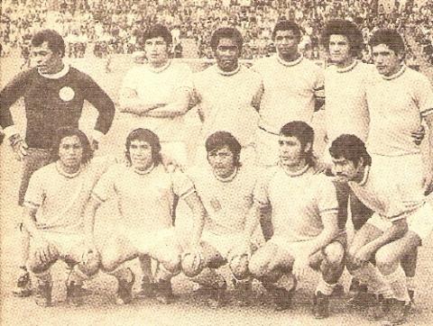 Compañía de Teléfonos, un equipo que de la Liga del Cercado saltó a la Finalísima en 1975 (Foto: revista Ovación)