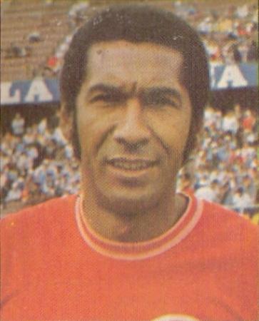 Meléndez, un gran zaguero que supo hacer de la combinación técnico-jugador un oficio (Foto: álbum Descentralizado 1977-78, Editorial Navarrete)