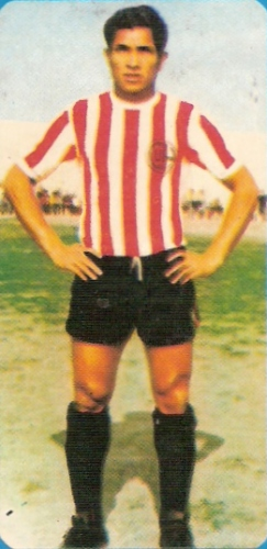 'Lucho' Pau, de cumplidor zaguero a emblemático técnico de Unión Huaral (Foto: álbum Descentralizado 1974, Editorial Navarrete)