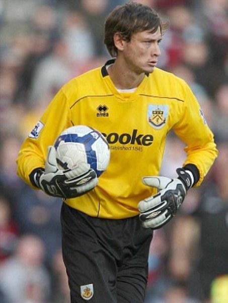 Tras el descenso del Burnley y seguir siendo relegado del equipo principal, Diego Penny optó por pegar la vuelta al Perú y enrolarse en el Juan Aurich (Foto: dailymail.co.uk)