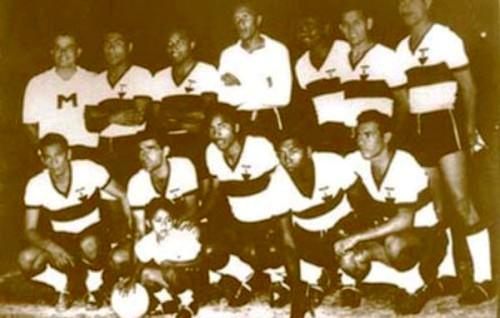 Equipo de Iqueño que alcanzó la gloria en 1957 al vencer a Universitario y consagrarse campeón de Primera División. Hoy espera volver a jugar en categorías mayores. (Foto: archivo José Augusto Giuffra)