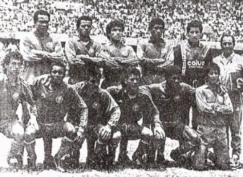 El recordado 'Inter', un preliminarista de los buenos a finales de los ochenta. (Foto: diario La Tercera)