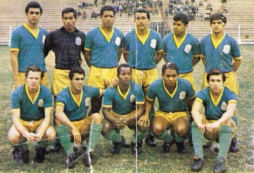 Porvenir Miraflores, equipo que supo tener a más de un mundialista en sus filas. (Foto: álbum Ídolos, Importadores Peruanos)