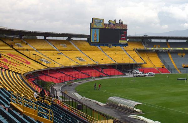 Perú también ha jugado en más de una ciudad colombiana, de Bogotá no se guardan tan malos recuerdos (Foto: futbolred.com).