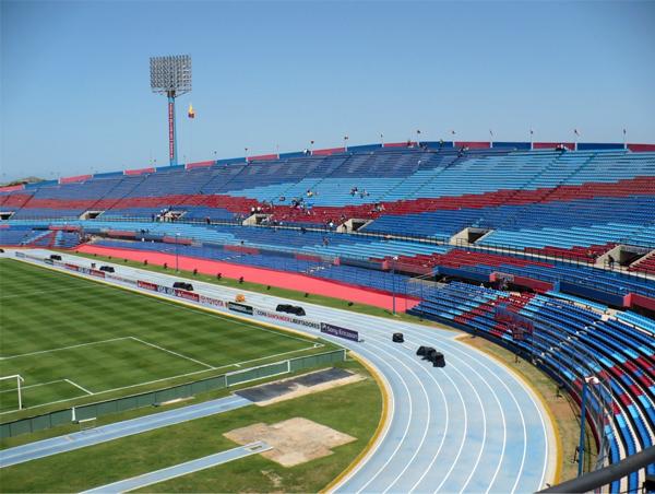 Al igual que en Guayaquil, Perú solo ha jugado una vez en esta ciudad venezolana, con otro resultado para olvidar (Foto: foro.unffmm.com).