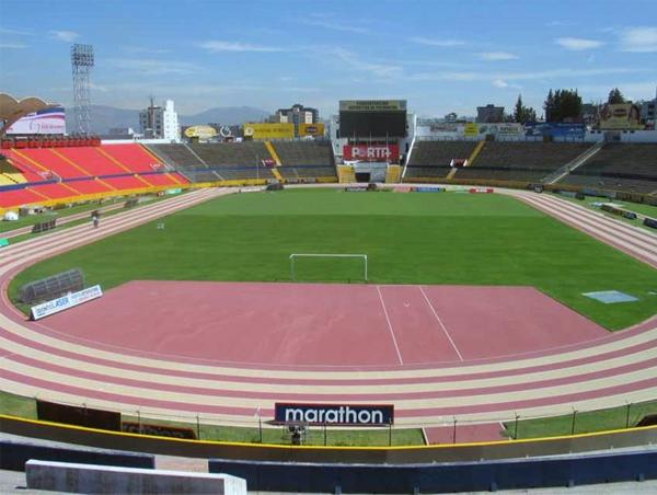 La capital ecuatoriana no conoce de victorias peruanas por Eliminatorias, pero sí de valiosos empates (Foto: wmaracaibo.com).