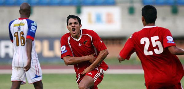 Como un proyecto a futuro, lo del Estrella Roja en Venezuela ha tenido episodios de éxito y frustración en su corta existencia (Foto: venezuelaesfutbol.com)