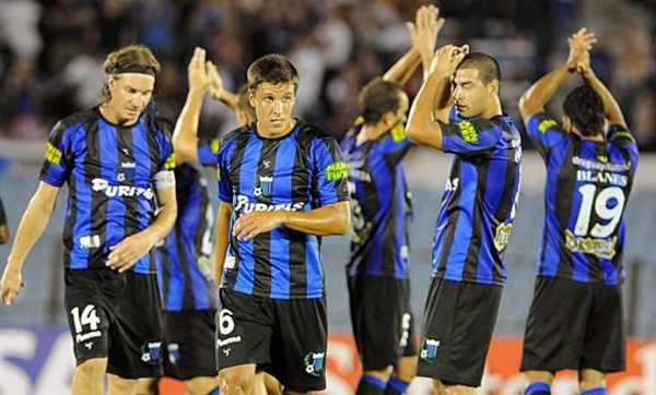 Pese al nombre de equipo grande, la historia del Liverpool uruguayo no es precisamente rica en momentos para el aplauso (Foto: liverpoolfc.com.uy)