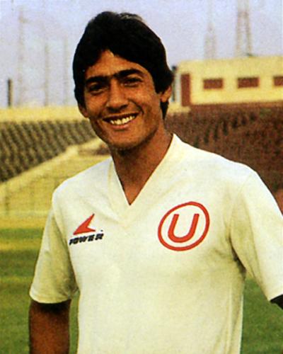 El espíritu goleador de Juan Caballero duró poco tiempo en Breña al partir hacia Ecuador (Recorte: revista Don Balón Perú)
