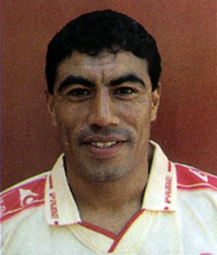 El 'Coyote' Julio Rivera arribó a Universitario para sumar experiencia en el equipo que acabó por convertirse en tricampeón (Recorte: revista Don Balón Perú)