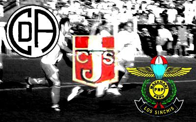 Defensor ANDA, Deportivo Junín y Alipio Ponce, los tres equipos que en 1990 decidieron que era mejor inventar partidos que jugarlos