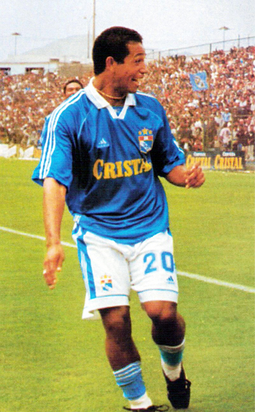 Roberto Holsen (Recorte: revista Once)