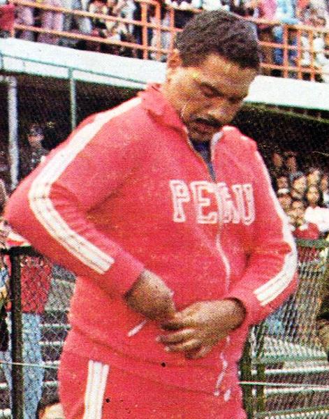 Marcos Calderón (Recorte: revista Ovación)