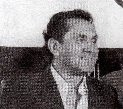 Manuel Mayorga (Foto: libro '¡Vamos Boys!', Teodoro Salazar Canaval)