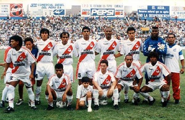 José Gálvez 1997 (Foto: Facebook)