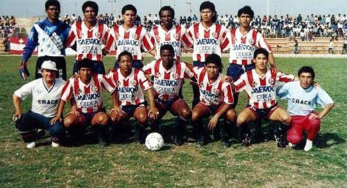 Unión Huaral 1993 (Foto: Facebook)