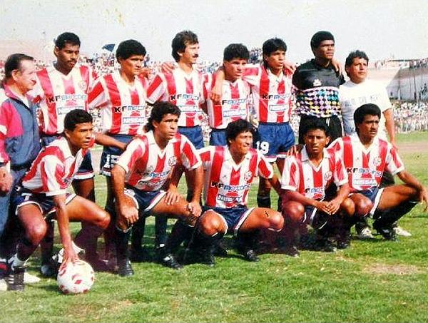 Unión Huaral 1995 (Foto: Facebook)