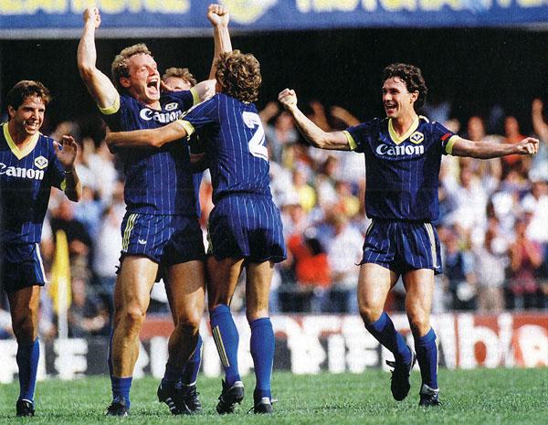 Hellas Verona 1984/1985. (Foto: Wikipedia)