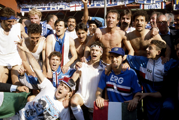 Sampdoria 1990/1991. (Foto: Wikipedia)