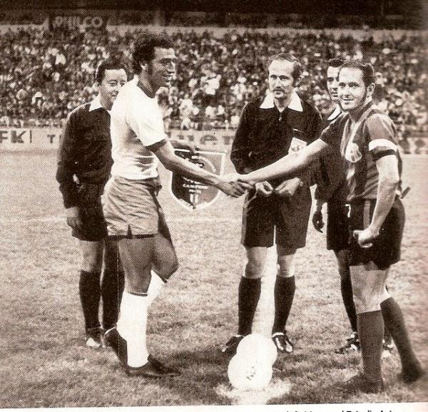 Cruz Azul vence a Alajuelense en la final de 1971 de la Concachampions. (Foto: reinoazul09.blogspot.com)