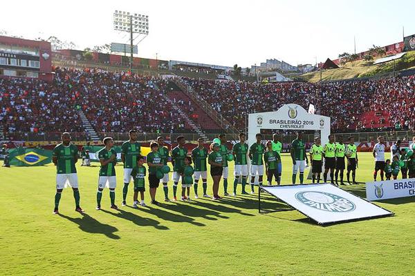 Foto: prensa Palmeiras