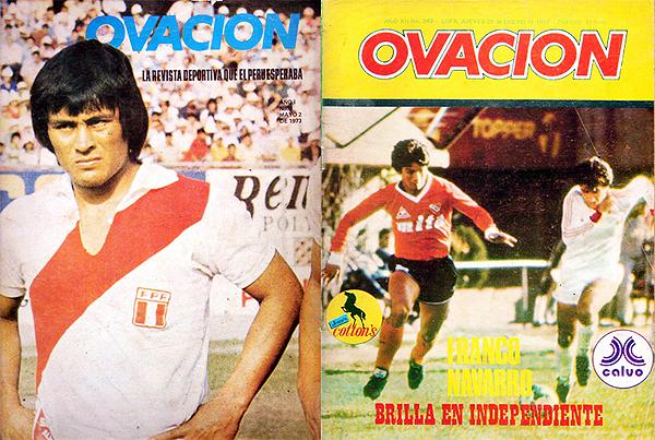 Revista Ovación (números 1 y 343)
